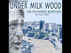 Richard Burton reads Dylan Thomas - from 'Under Milk Wood': Rev. Eli Jenkins' poem - YouTube