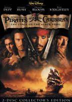 Pirates of the Caribbean -   This is the only one of them I like. Disney: you really didnt need to take this story any further. Just saying. 4 movies later and half the main cast have even said enough..