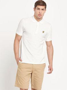 French Bulldog in Heart1-2 Mens Short Sleeve Polo Shirt Regular Blouse Sportswear