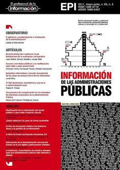 Información de las administraciones públicas (vol. 20, núm. 3, mayo-junio 2011)