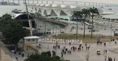 Boulevard olímpico terá mais de 80 shows durante os jogos