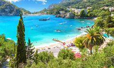 1) Paleokastritsa ! Summer destination