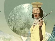 Ilustración en movimiento. by sebastian ospina ( underball )