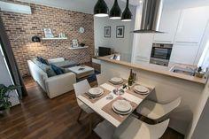 61 m2-es fiatalos és otthonos belvárosi lakás Balogh Ágnes lakberendezőtől
