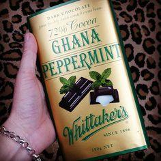 My weakness    #whittakers #chocolate #love #peppermint #cocoa #ghana #dark #weakness #diet #yum #gains #omnomnom #sugar #gym #yolo #foodporn #sweettooth #instagood by jem.steward