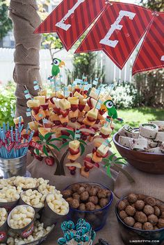 """Photo 1 of 12: Pirate Party / Birthday """"Pirate Party""""   Catch My Party"""
