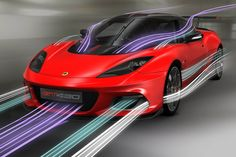 Lotus has revealed their new limited run mini supercar, the Lotus Evora Not only the lightest Evora ever but the most powerful Lotus road car ever. Lotus Sports Car, Lotus Car, Lotus Evora, Lotus Esprit, Luxury Suv, Performance Cars, Fast Cars, Dream Cars, Super Cars