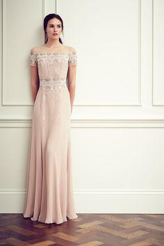 fashionbymademoiselle: Jenny Packham Resort 2015