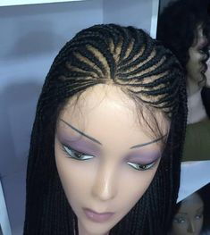 At SereneAfrica our wigs are uniquely and neatly made to perfection.  We are committed to using quality and long lasting materials.   *Features* *Lace frontal wig.  *Suitable for all occasion.  *It gives you a natural look which make it difficult to detect its a wig.  *It saves you time and money. Black Girl Short Hairstyles, Cute Girls Hairstyles, Braided Hairstyles Updo, Wig Hairstyles, Wedding Hairstyles, School Hairstyles, Updo Hairstyle, Braided Updo, Box Braid Wig