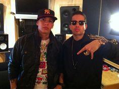 Daddy Yankee y De La Ghetto