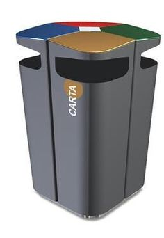 25 best recycle bin re design inspiration images recycling bins rh pinterest com