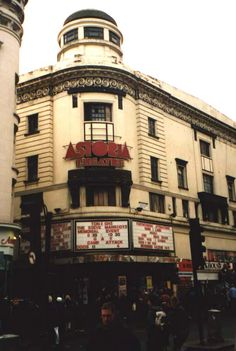 london astoria - so many memories. A truly great music venue