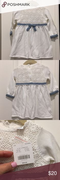 Janie and jack little girl dress New with tag Janie and Jack Dresses Formal
