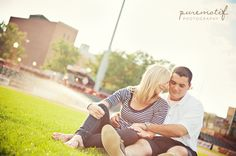 sunny engagement by rachel lusky photography