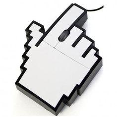 Ratón cursor pixelado