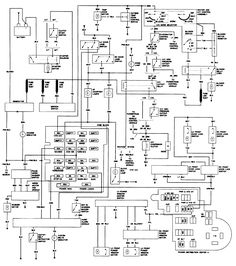 gmc truck wiring diagrams on gm wiring harness diagram 88 98 kc rh pinterest com 1992 GMC Topkick Wiring-Diagram GMC Sierra Trailer Wiring Diagram