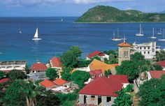 Village, The Îles des Saintes, Guadeloupe (© Iconotec/Alamy)  http://local.msn.com/travel/fantasy-islands-where-you-can-escape-the-daily-grind