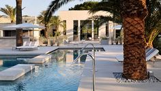 Hotel Sezz, St. Tropez, France