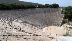 Ancient Greek Theatre - History of Stage