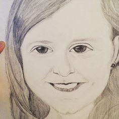 Maren's portrait.