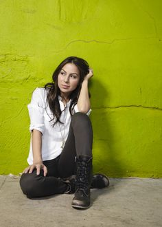 Anjelah Johnson. Love her style, inside and out.