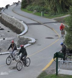 Biking the seawall in Stanley Park is almost a must.