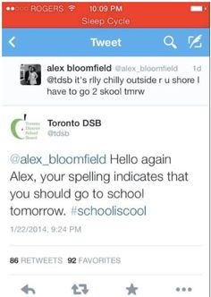 When even the Toronto District School Board wins at Twitter, brands have no excuse for failing.