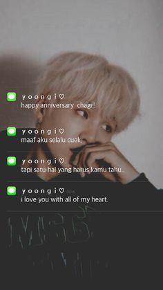 fake chat w/ suga Chat Line, Bts Texts, Cute Couple Drawings, Book Boyfriends, Bts Quotes, Min Suga, Kpop, Bts Lockscreen, Bts Taehyung
