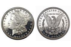 The King of Morgan Silver Dollars: 1895 Morgan Silver Dollar