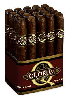 QUORUM Maduro Cigars Tolle Geschenkideen mit Zigarren gibt es bei http://www.dona-glassy.de/Geschenke-mit-Zigarre:::64.html