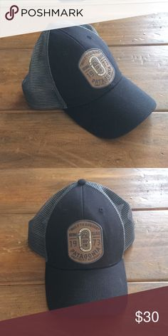 Patagonia trucker hat Perfect condition Patagonia hat! Patagonia Other