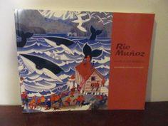 Rie Munoz At The Frye Museum 100 Original Watercolors Self Published Book