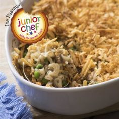 Delicious for a main meal, leftovers make a great lunchbox filler.