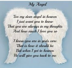 Your strength will forever inspire me. I miss you my Angel