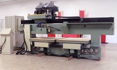 Used Cnc Router, Used Woodworking Machinery, Lean Manufacturing, Cnc Machine, Twin, Bridge, January, Table, Model