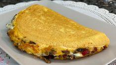Kahvaltılık Nefis Bir Omlet Tarifi Quiche, Cooking, Breakfast, Desserts, Kitchen, Morning Coffee, Tailgate Desserts, Deserts, Postres