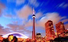 Les 10 plus grandes tours du monde - La CN Tower de Toronto