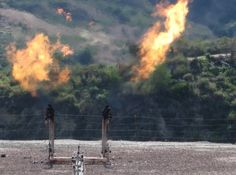 Why North Dakota Is Like Iran, Iraq, Nigeria & Russia: Wasted Natural Gas  by flaring