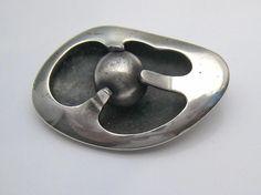 Sigi Pineda Sterling Pin