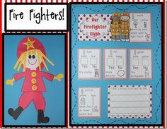 Firefighter Glyph