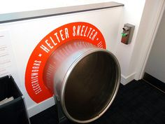 Helter Skelter at the Electric Works by iamscotty.com, via Flickr Washing Machine, It Works, Electric, Home Appliances, House Appliances, Appliances, Washers, Nailed It