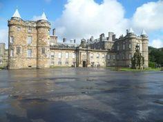 Holyroodhouse Palace, Edinburgh, Scotland