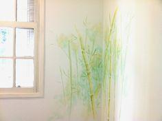 Bambus para clinica de acupuntura