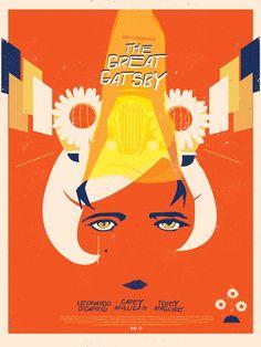 Alternative Movie Poster: The Great Gatsby