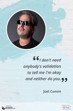 Just leaving this right here... #BeYOU  Wanna learn how to be unapologetically YOU in Social Media?  Check out the full interview with my good friend, Joel Comm. My Best Friend, Best Friends, Social Media Quotes, Religion And Politics, News Media, Growing Your Business, To Tell, Interview, Marketing