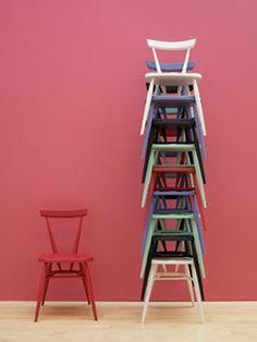 Ercol chairs  http://decdesignecasa.blogspot.it/
