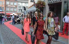 Modeloper onder stralende zon (Tielt) - Het Nieuwsblad 16-09-2014