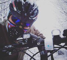 #przygoda #snowtrip #przeprawa #biketrip #respro #resprocinqro #kross #krossevado #aktywnaniedziela #lezyne #lezynelights