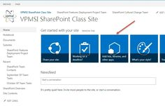 5 features of Microsoft SharePoint http://learn.filtered.com/blog/5-features-of-microsoft-sharepoint-you-should-be-using