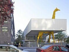 Giraffe childcare center